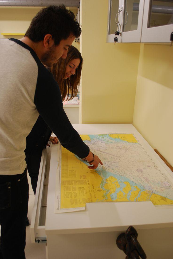 Deniz ve Liman İşletmeciliği Laboratuvarı