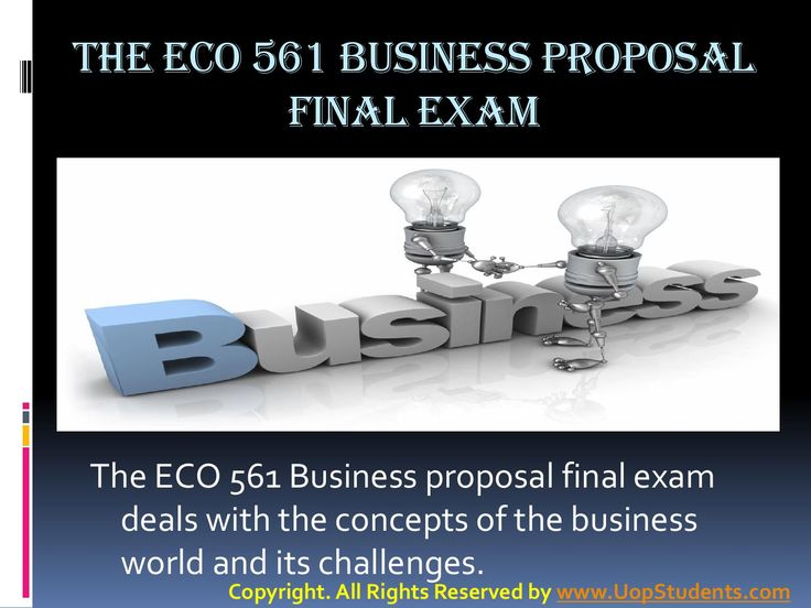 eco 561 week 6 final proposal Looking for eco 561 week 6 final proposal  find a+ rated eco 561 week 6 final proposal for university of phoenix students on transwebetutorscom.