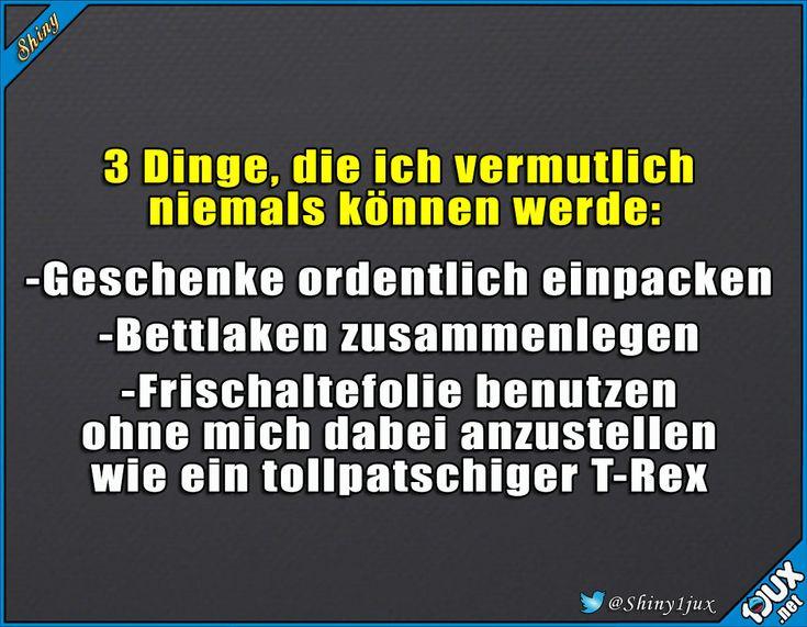 Das wird wohl nie was bei mir ^^' #sowahr #isso #tollpatschig #peinlich #verpeilt #quotes #lustig