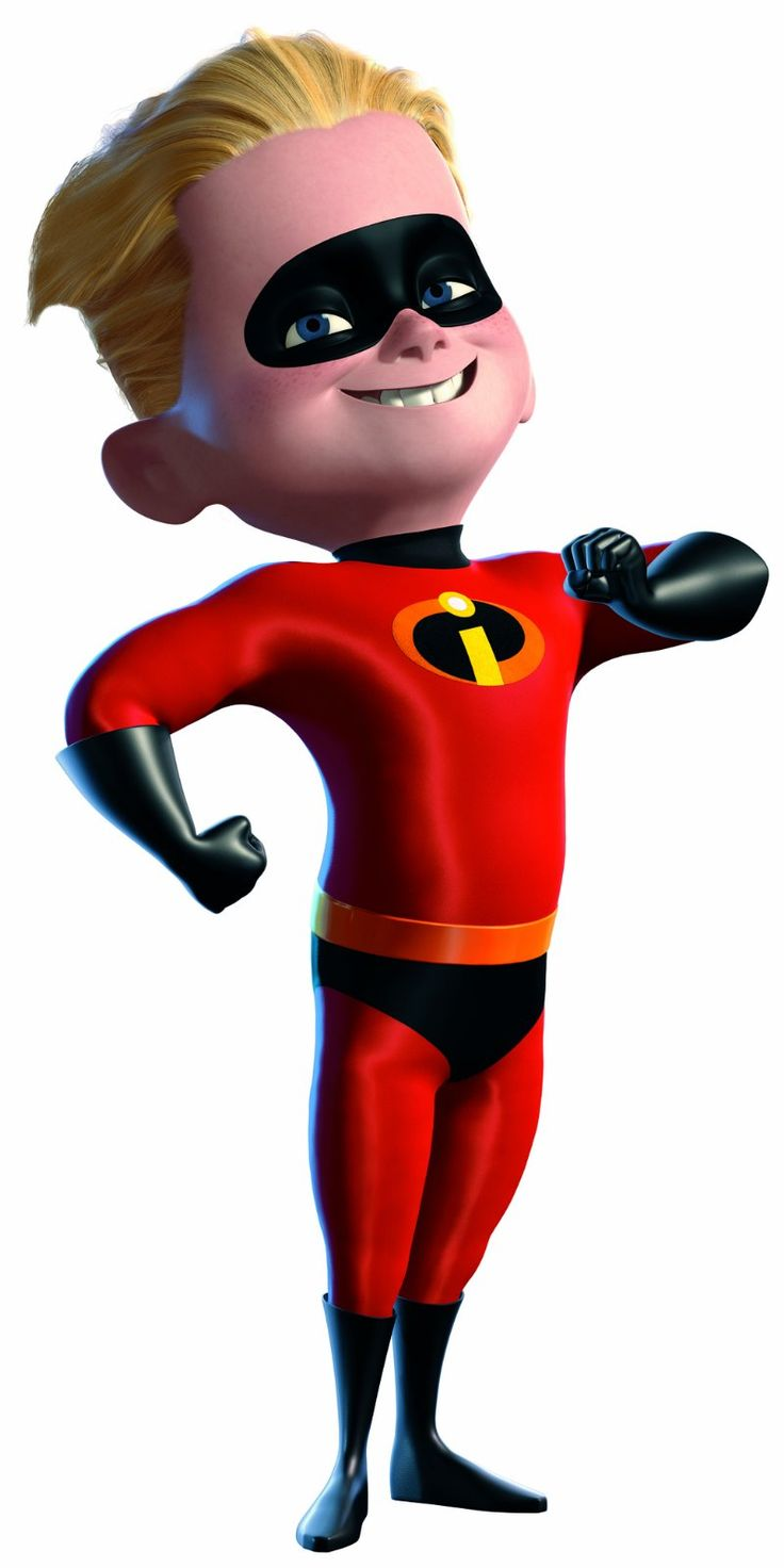 Dashiell 'Dash' Parr - The Incredibles