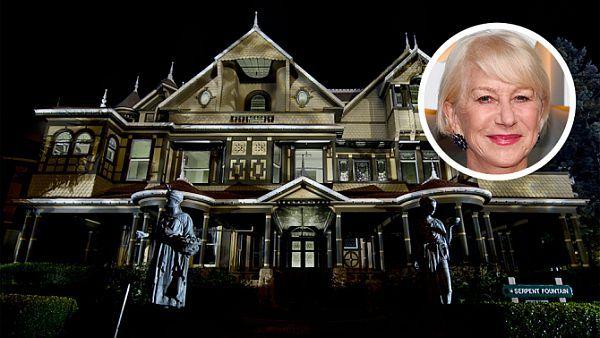Φαντάσματα στοιχειώνουν την Hellen Mirren στη νέα της ταινία Winchester…