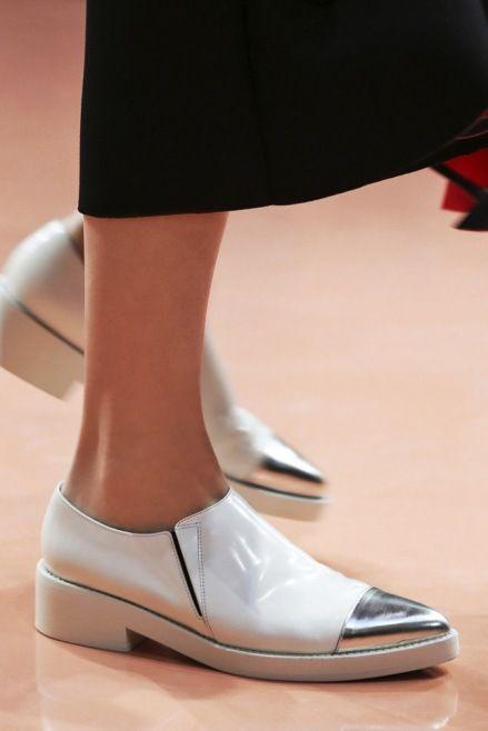 En Güzel Bayan Ayakkabıları - Milano 2014 Sonbahar - Bottega Veneta, Dolce