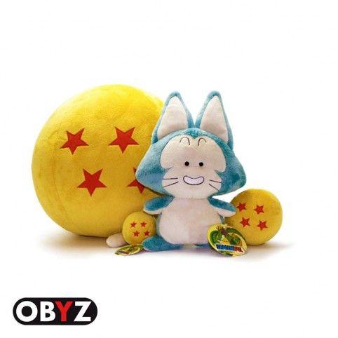 Peluche porte-clés Dragon Ball Boule de cristal http://obyz-toys.com/fr/peluches/27-peluche-porte-cles-dragon-ball-boule-de-cristal-6-cm.html