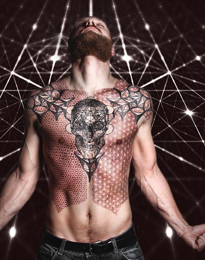 "art-on-my-skin: "" Tattoo by Peter Walrus Madsen """