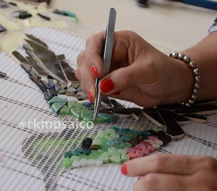 Detalle de colibrí