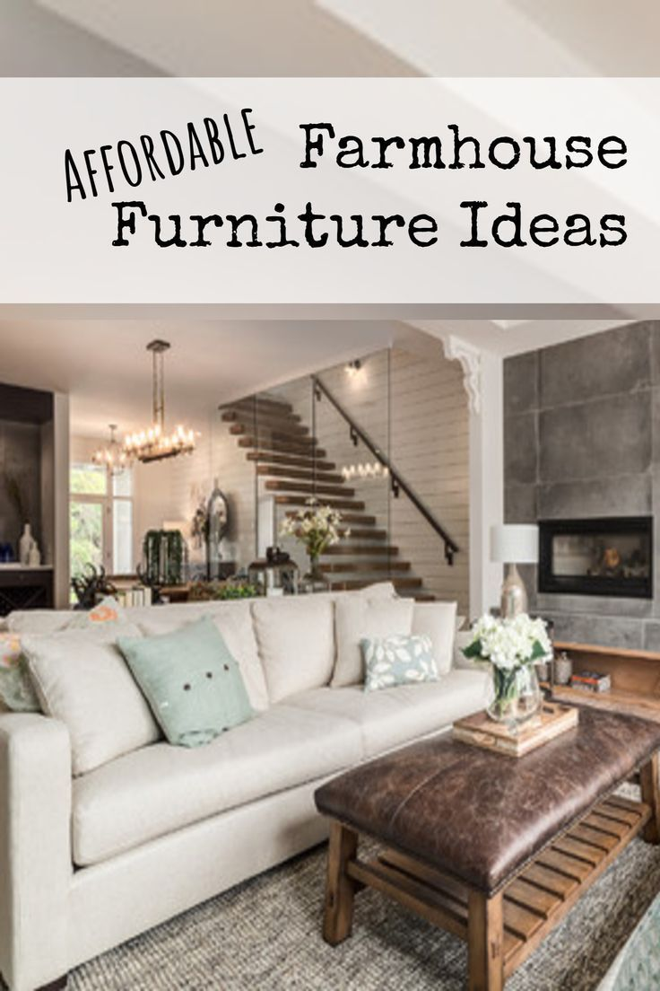 51 Affordable Farmhouse Furniture Ideas Rustic Farmily Li