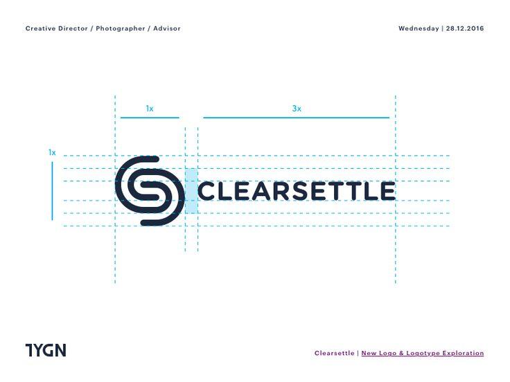 Clearsettle - New Logo & Logotype Exploration