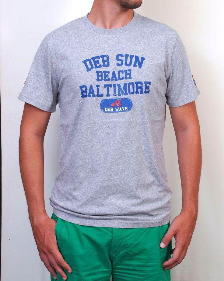 DE BLASIO: Men's T-Shirt