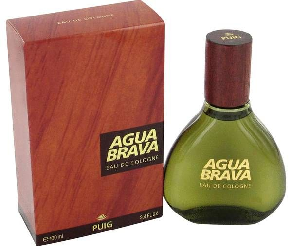 Created by the design house of antonio puig in 1968, agua brava is classified as a refined, woody, mossy fragrance. This masculine scent possesses a blend of blend of herbs, citrus and greenery. Energetic and warm.