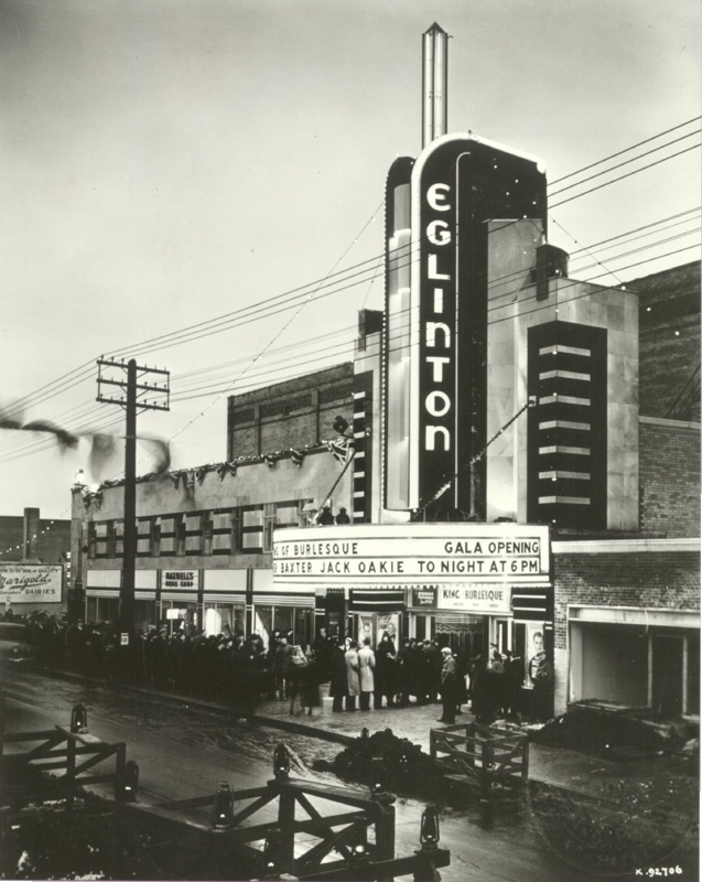 Grand Opening Night back in 1937