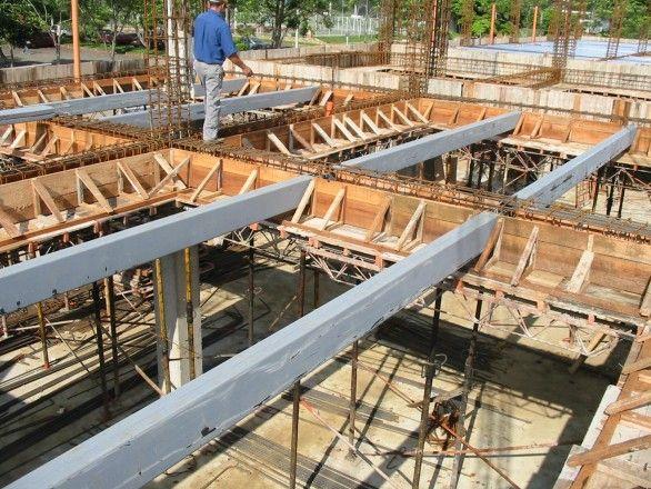 Fabricación de Viguetas Metálicas para entrepiso con Steel Deck/Losa Acero/Lámina Colaborante