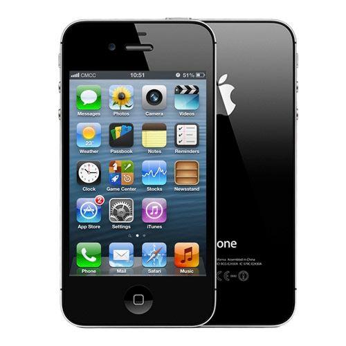 [USD147.70] [EUR139.40] [GBP108.49] Refurbished Original Unlock iPhone 4S 64GB