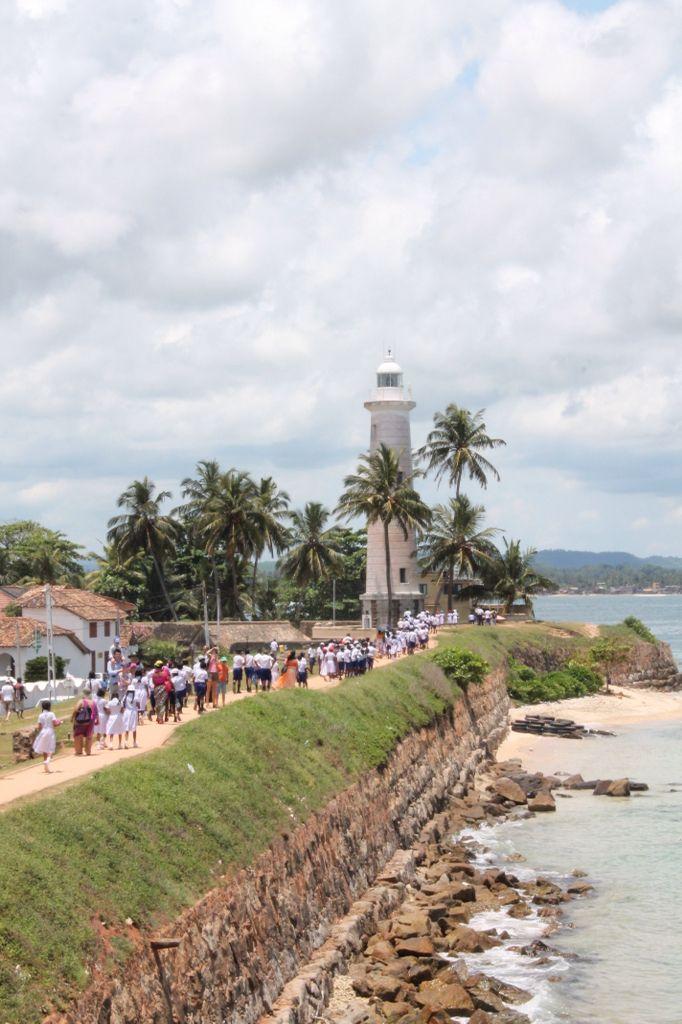 Galle Forte, Sri Lanka