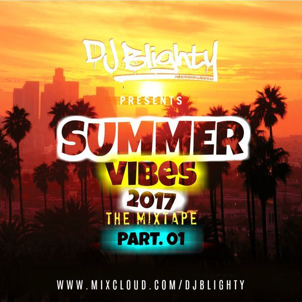 """Welcome to """"Summer Vibes"""" The Mixtape (Part.01). Expect the biggest R&B, Hip Hop, Afrobeats & Dancehall of Summer 2017 aswel as a generous selection of classics. Look out for the second half of the mix (Coming very soon) which will give you the opportunity to win yourself some professionally pressed CD copies of the mix. But for now, turn it up LOUD & enjoy the vibe."""