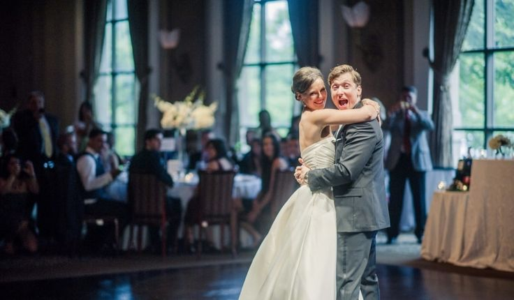 Ben and Lauren's wedding at the Liberty Grand Entertainment Complex