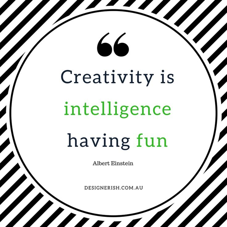 Intelligence is creativity having fun, innovative and fun ideas help to think at a higher level to achieve what has not been done before.