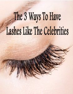 77 best images about lashes and brows on Pinterest | Longer lashes ...