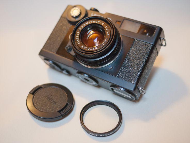 Leica CL - 1973