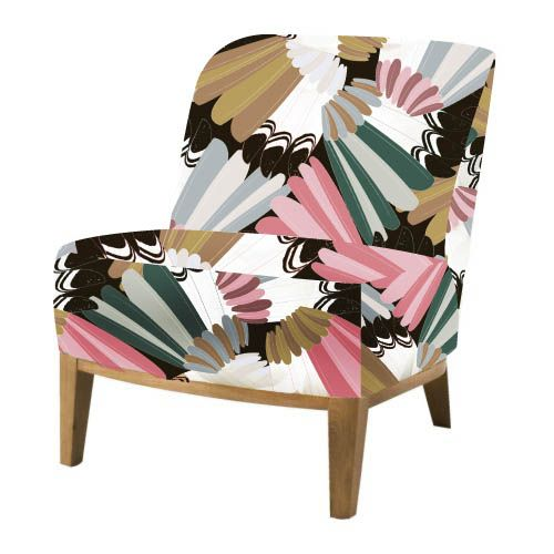 #3 He Loves Me Chair!