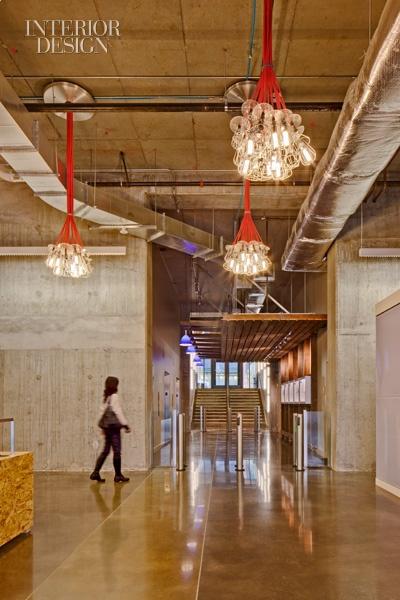 Interior Architects For J Walter Thompson In Atlanta Georgia