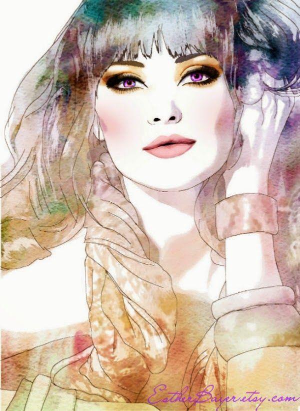 As Ilustrações de Esther Bayer - Design Innova