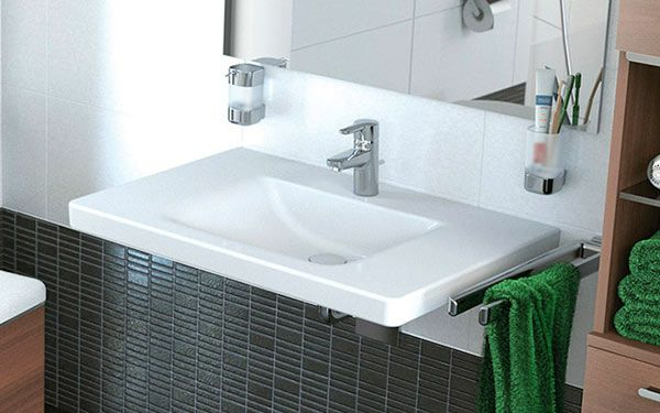 Lavabo PMR Connect Freedom d'Ideal Standard | Espace Aubade
