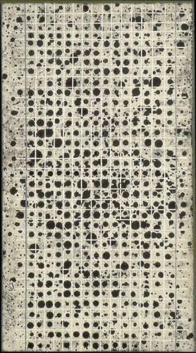 "Paul Maxwell, ""filter"", acrylic on canvas"
