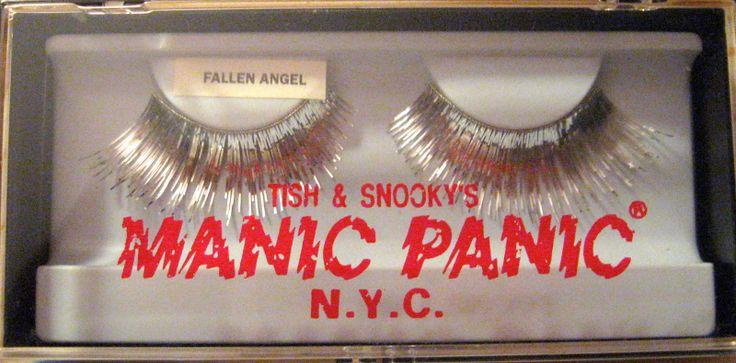 Manic Panic silver eyelashes www.ukdk.dk