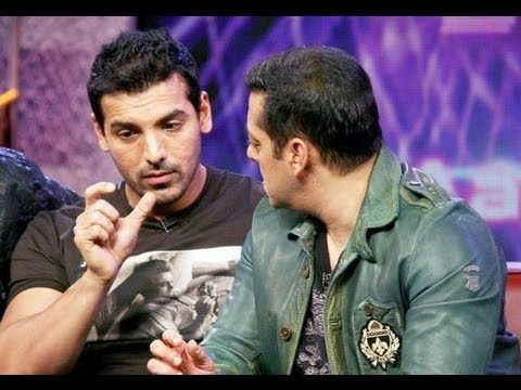 John Abraham Follows Salman Khan's Strategy!!    John Abraham is ready to make a name for himself as big as Salman Khan. John Abraham is waiting to raise young talent and make them famous. John Abraham is also ready to do charity like Salman Khan. John Abraham is going to be seen in Shootout At Wadala, Salman Khan is going to be seen in Mental mov...