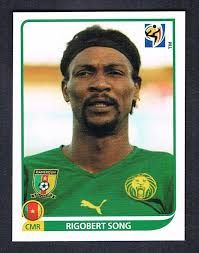 Image result for 2010 panini cameroon song