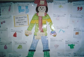 The Jacket I Wear In The SnowKindergarten Winter, Kindergarten Teaching, Search, Snow, Teaching Ideas, Schools Stuff, Bulletin Boards, Chalk Talk, Kindergarten Blogs