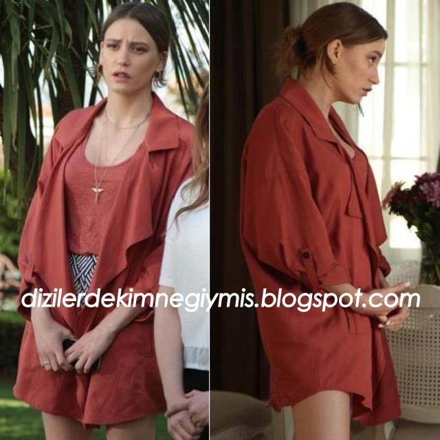 Medcezir - Mira (Serenay Sarıkaya) H&M Jacket