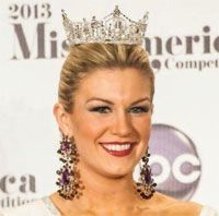 Miss America 2013 Mallory Hytes Hagan Brooklyn, New York Age: 23 Hometown: Brooklyn, New York Education: Opelika High School Fashion Institute of Technology Platform Issue: Child Sexual Abuse Prevention Scholastic Ambition: To obtain a degree in Cosmetics and Fragrance Marketing. Career Ambition: Global Marketing Director for a cosmetics company.
