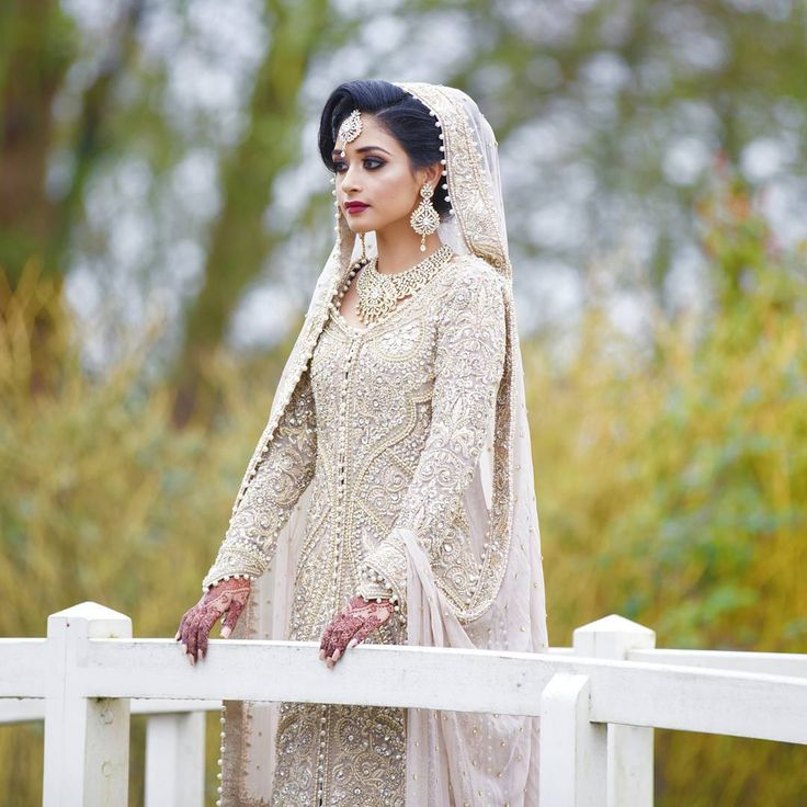 25 best ideas about indian bridal outfits on pinterest for Cheap pakistani wedding dresses