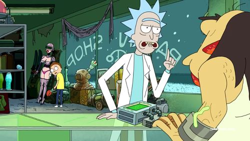 "Rick and Morty Season 1, Episode 7 Review: ""Raising Gazorpazorp"" 