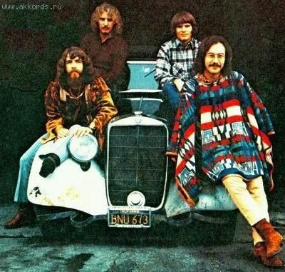 Creedence Clearwater Revival - Bad Moon Rising - my favorite song