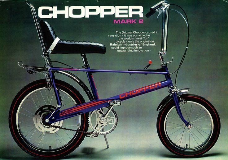 raleigh chopper - Yahoo Image Search Results