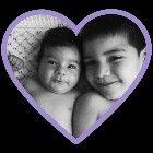 Te amo David y Mathias bendiciones