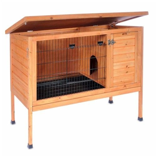 RadioFence.com - Prevue Large Rabbit Hutch, $149.95 (http://www.radiofence.com/prevue-large-rabbit-hutch/)
