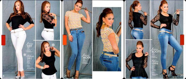 141148 - Jeans & Blusas /  VENTA DE ROPA POR CATALOGO