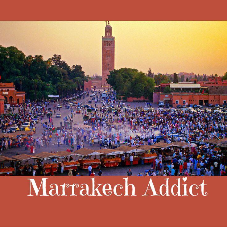 Hello les Girls, Je suis amoureuse de Marrakech C'est facile de l'être mes parents sont de Marrakech donc petite c'était notre destination estivale même avec 50°à l'o…