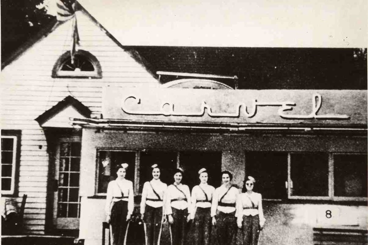 The First Carvel Shoppe in 1934!