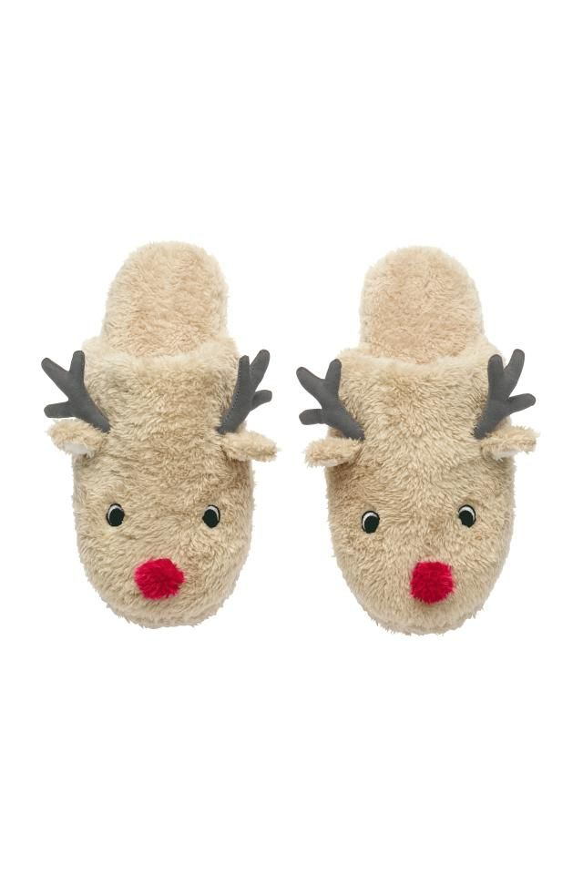 Cute slippers by h&m
