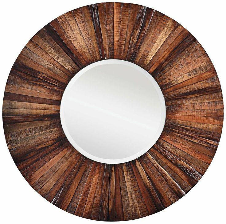 Charming 36 Inch Round Mirror Part - 11: Unique Decorative Wall Mirrors | Round Wall Mirrors