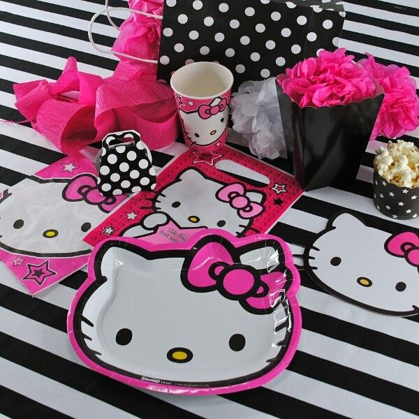 Hello Kitty Stars Party Loots Bags : The Party Cupboard : Online Party Supplies Store Australia