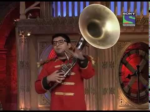 Kapil Sharma an ultimate entertainer in comedy circus