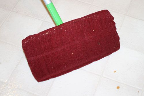 The following is a post from contributing writer Jackie. Do you own a Swiffer? I do, but I have never liked the idea of having to buy the disposable cloths both from a money standpoint and an environmental one. But, what are you going to do?Well, I'll tell you. You can make your own reusable …
