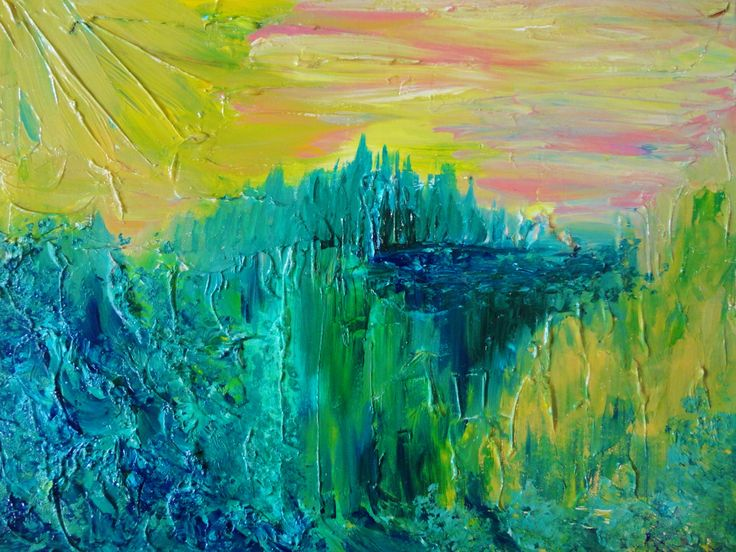 255 Best Images About Painting On Pinterest Abstract