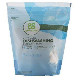 grab green natural automatic dishwashing detergent - Cheap Dishwashers