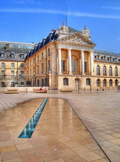 Palais des Ducs de ourgiigne- Dijon- France